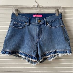 NWOT Lilly Pulitzer denim shorts Size 4 🌸